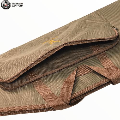 Сумка-чехол для оружия с оптикой карман под патноны