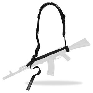 Оружейный ремень Долг м3 универсальный черный