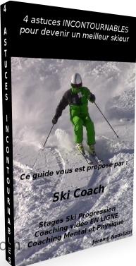 4 astuces INCONTOURNABLES pour devenir un meilleur skieur