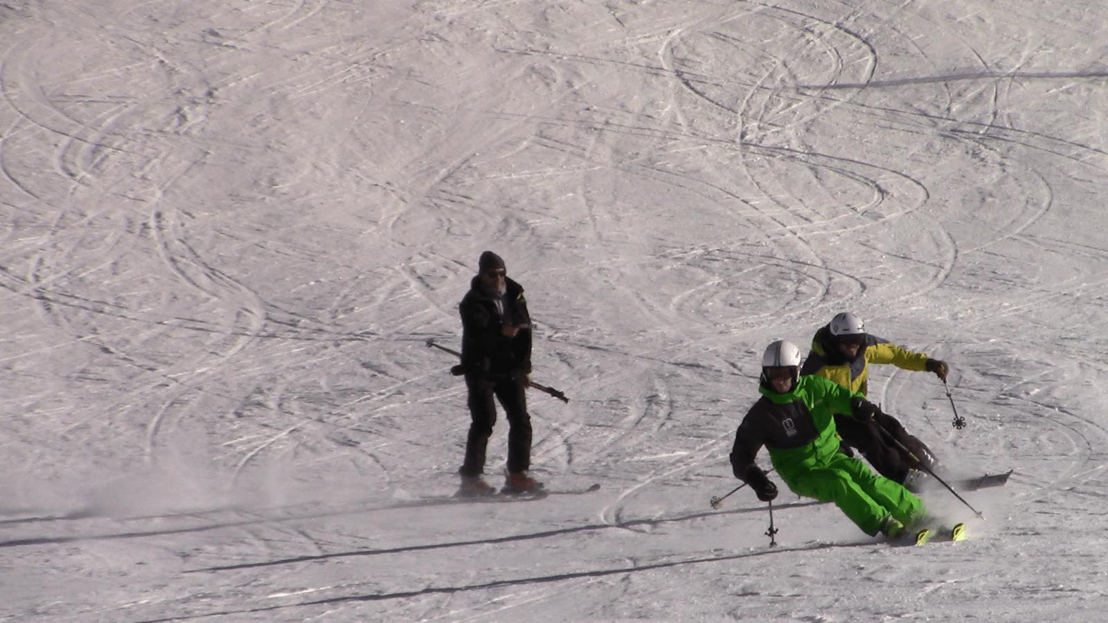 Jérémy Nadalutti et Arnaud Arriaga