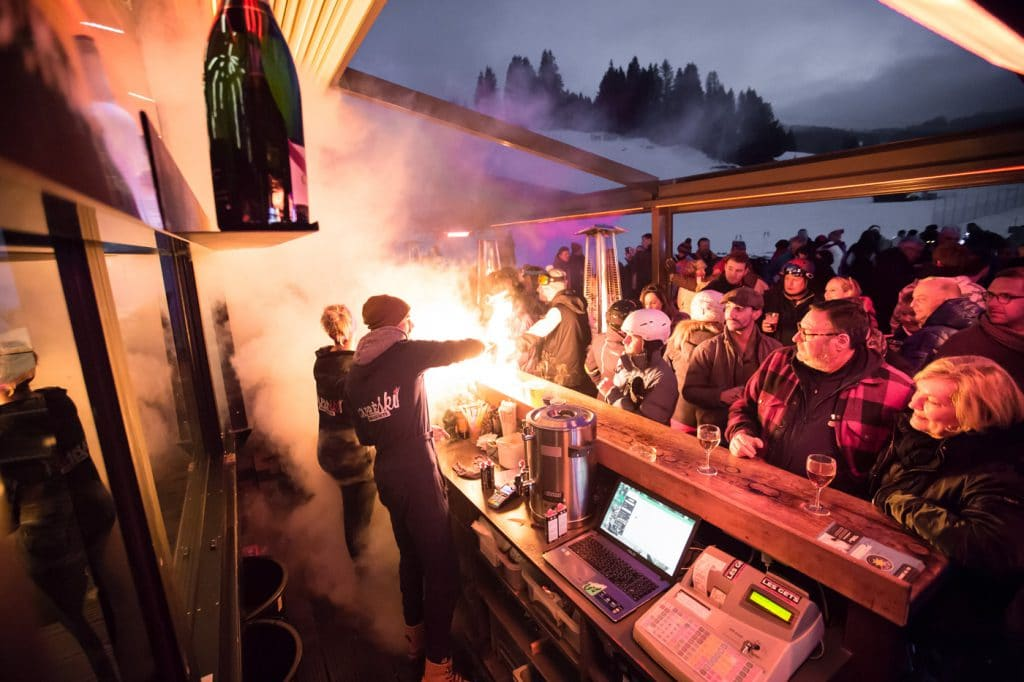 Apres Ski in Les Gets