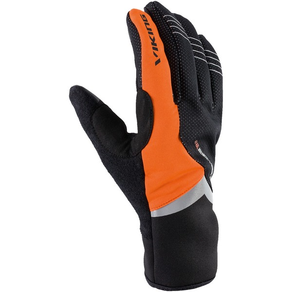 rękawice narciarskie viking ramsau orange