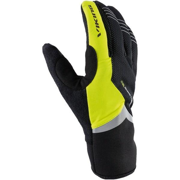rękawice narciarskie viking ramsau yellow