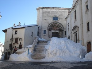 Church in Pescocostanzo