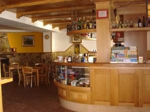 Hotel Vallefura bar