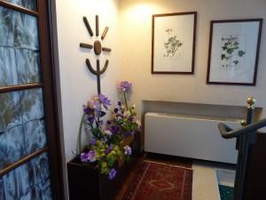 Hotel Petite Fleur entrance