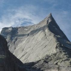 Piz Badile , North Ridge, Switzerland