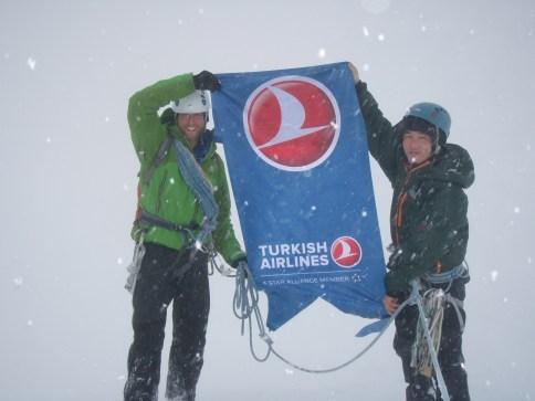 International climbing