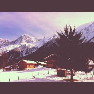 Chamonix Mont Blanc