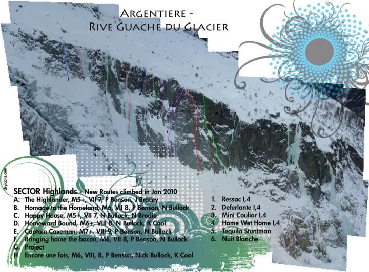#Chamonix #IceClimbing course