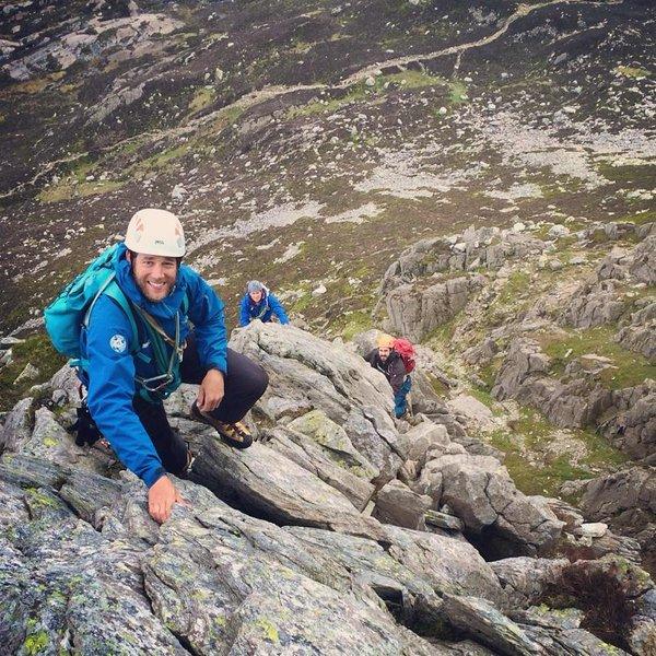 Very successful #Matterhorn #training weekend in #NWales