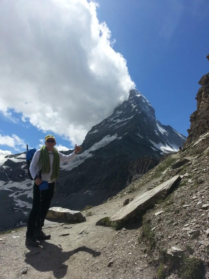 #Matterhorn was smoking