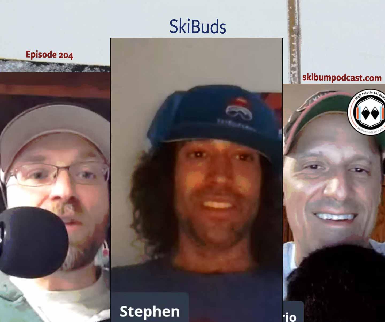 Episode 204 - SkiBuds