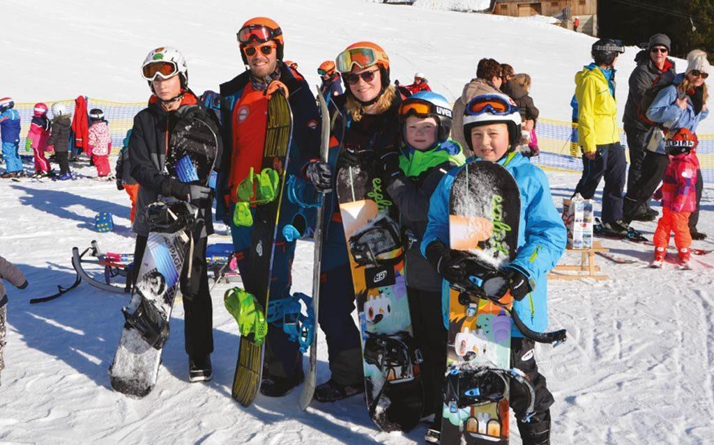 SKI-UND SNOWBOARDSCHULE