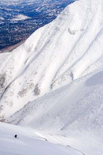 Ryan ski Shiradake