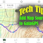 Gaia GPS Map Sources
