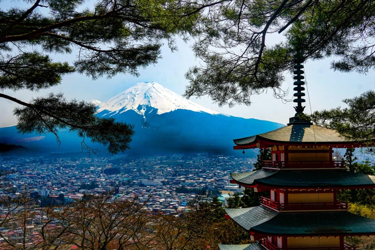 Mount Fuji Japans Highest And Most Famous Mountain Ski Descent Shizuoka Tourist Pass Mini 3 Days