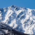 Shiroumadake; The final Hakuba Sanzan peak