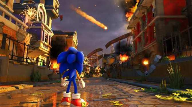 Sonic Forces Game Free Download Torrent