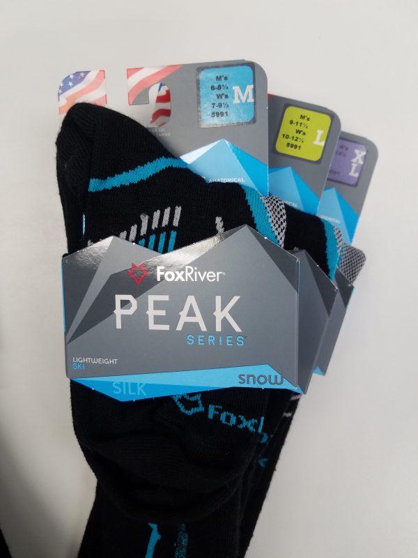 Fox River Lightweight Ski socks