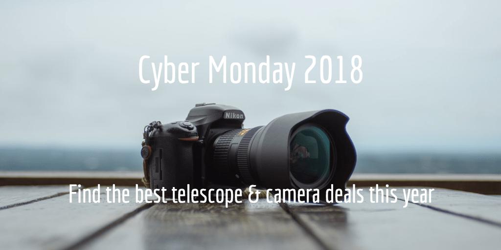 cyber monday camera