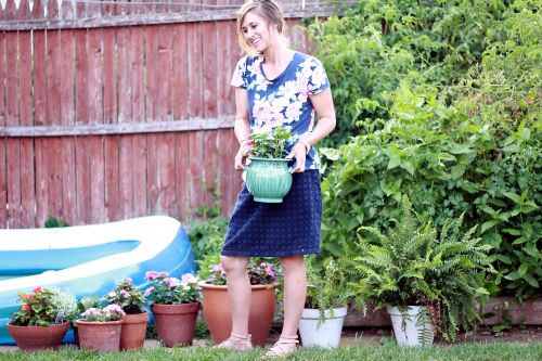 small-container-gardening