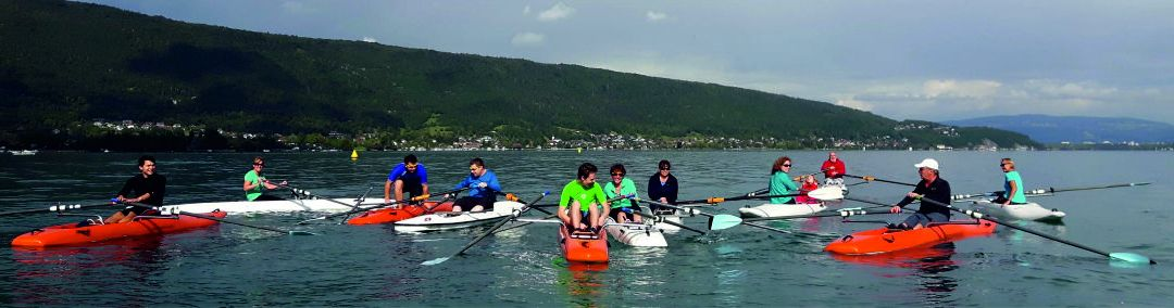 Aviron Lac d'Annecy