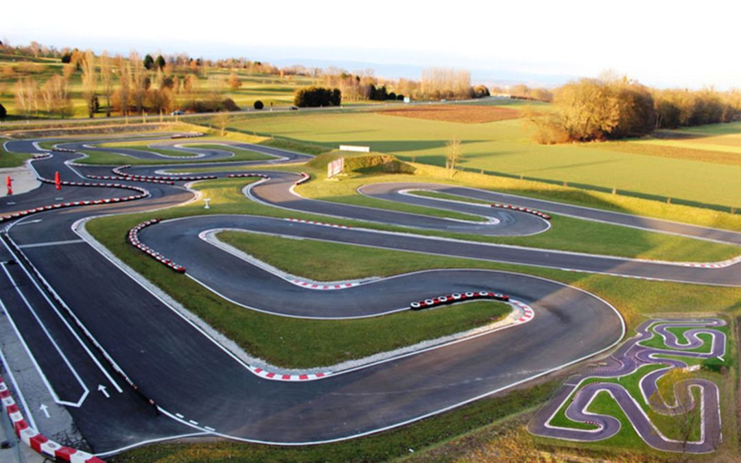 Karting Nouveau Circuit à Payerne – Fribourg