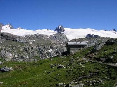 Week-end Rando au pied du Ruitor Savoie / Val d'Aoste
