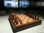 Stanley Kubrick at LACMA: Stanley Kubrick's Chessboard