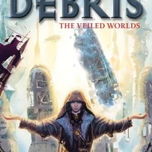 Book Review: Debris by Jo Anderton