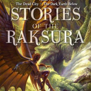 Book Review: The Stories of the Raksura Volume Two by Martha Wells
