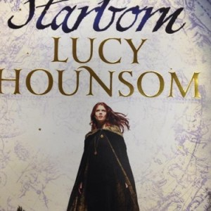 Book Review: Starborn by Lucy Hounsom