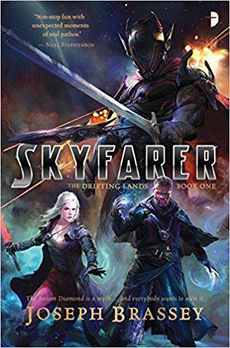 Book Review – Skyfarer by Joseph Brassey – BrenhinesBooks