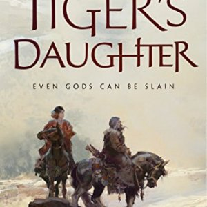Book Review: The Tiger's Daughter by K Arsenault Rivera
