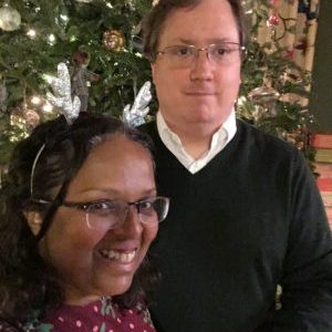 Month of Joy: The Holiday Party by Mary Anne Mohanraj