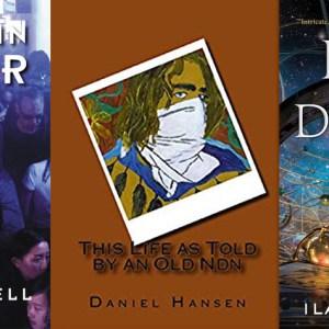 Signal Boost #40 — Claire O'Dell, Daniel Hansen, and Ilana C. Myer