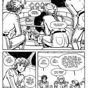 Comics Review: SF&F Webcomics Roundup