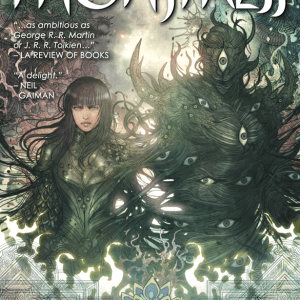 COMICS REVIEW: Everything gets worse and it's beautiful – Monstress Volume 3