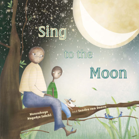 Image: Cover of Sing to the Moon
