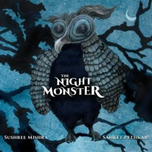 The Night Monster Cover
