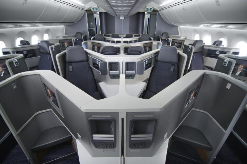 Inside American Airlines New Long Haul Dreamliners Skift