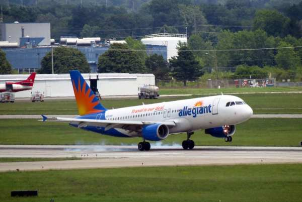 Allegiant Airs Remedy to High Fuel Prices Buy More