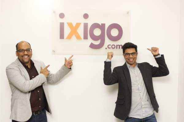 ixigo cofounders aloke bajpai