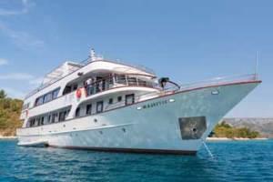 Croatia Boat Trip