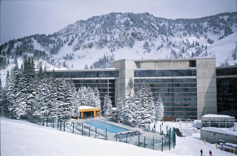 Cliff Lodge - Snowbird Ut