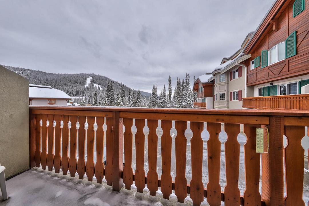 Timberline Village 2 Bedroom Unit #14 VIEW