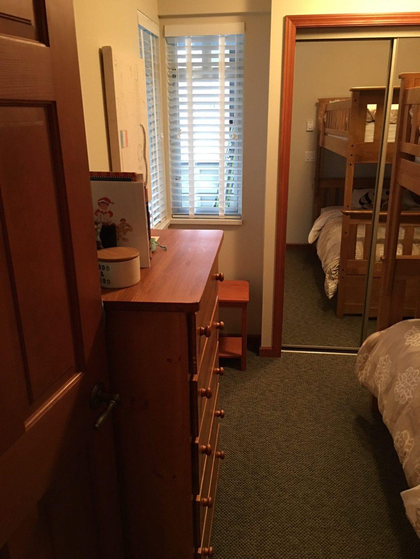 3 Bedroom Whistler Village Accommodation Bunks