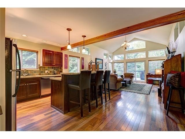 4 Bedroom Long Term Rental Whistler Kitchen