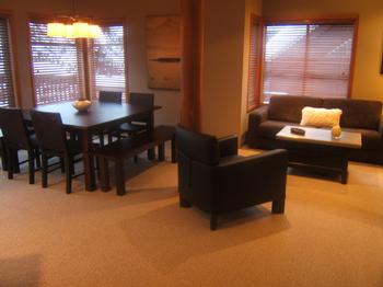 5 Bedroom Whistler Village Accommodation Snowy Creek LR